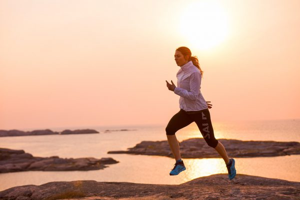 10 ประโยชน์ของการวิ่ง